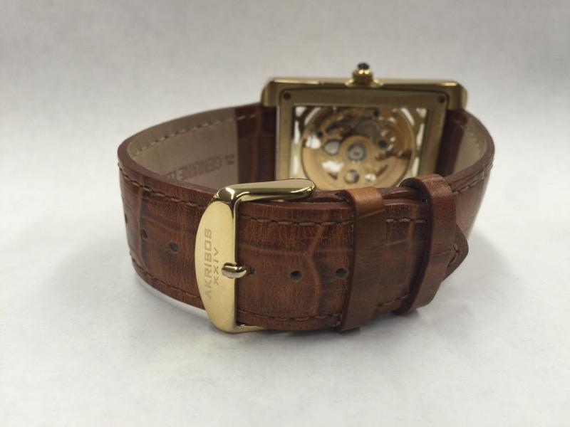 AKRIBOS Gent's Wristwatch XXIV AK426YG