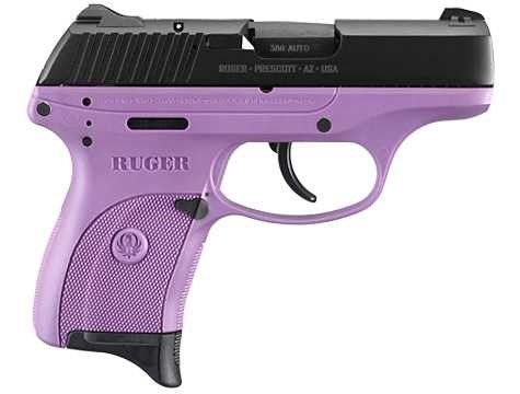 RUGER Pistol LC380