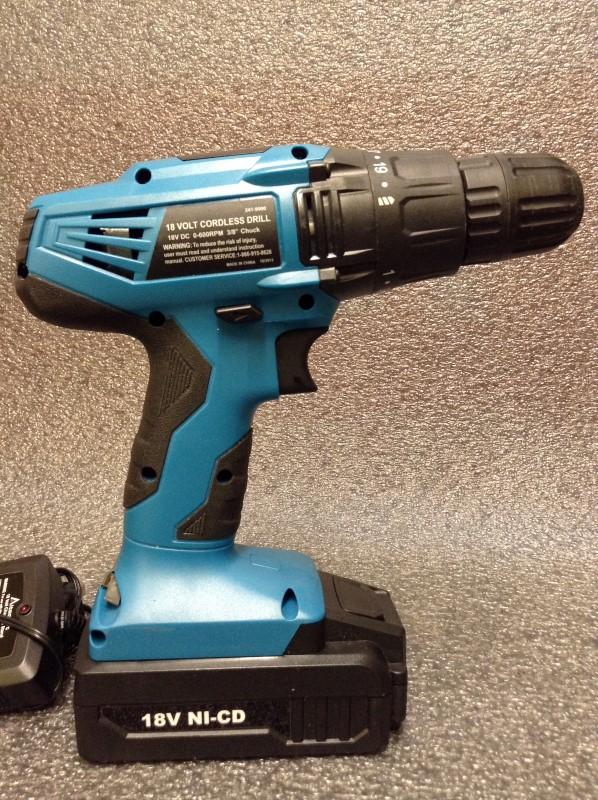ALTOCRAFT Cordless Drill 241-9900