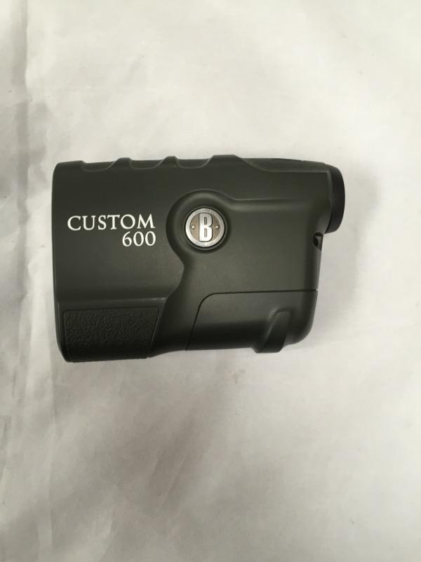 Bushnell Custom 600 Laser Rangefinder 4x 21mm 10-600 yds.