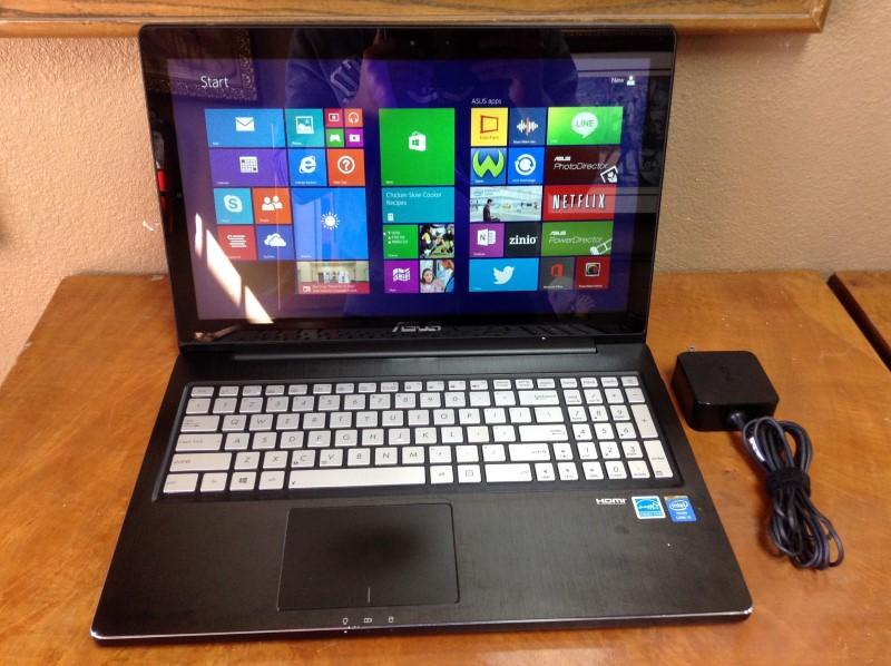 ASUS Laptop/Netbook Q501LA-BBI5T03