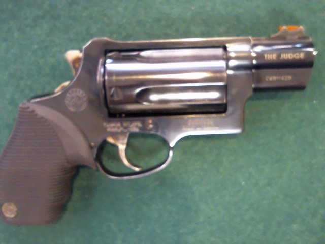 TAURUS Revolver THE JUDGE