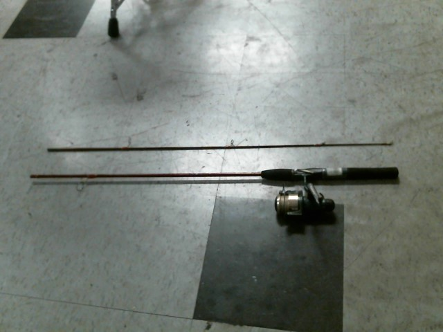 SHAKESPEARE FISHING Fishing Pole REEL