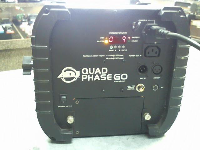 ADJ QUAD PHASE GO Electronic Instrument QUAD PHASE GO