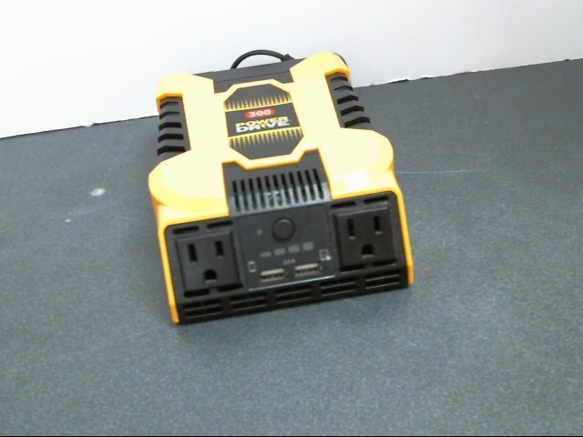 POWERDRIVE Car Audio 3000 WATT INVERTER