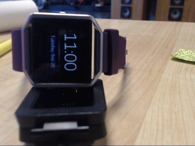 FITBIT Gent's Wristwatch BLAZE