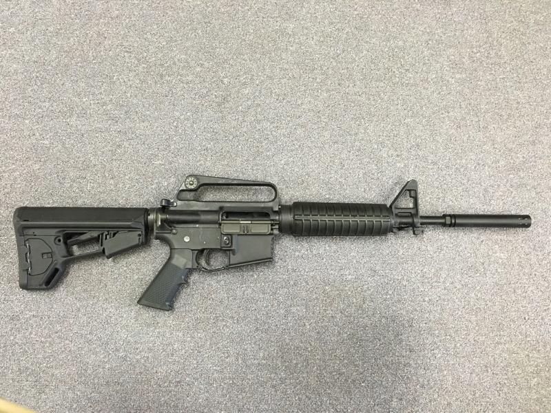 CMMG - MK-4 - 5.56 MM / .223