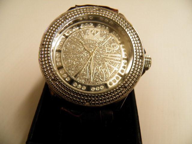 ICE WATCH Gent's Wristwatch GENUINE DIAMONDS