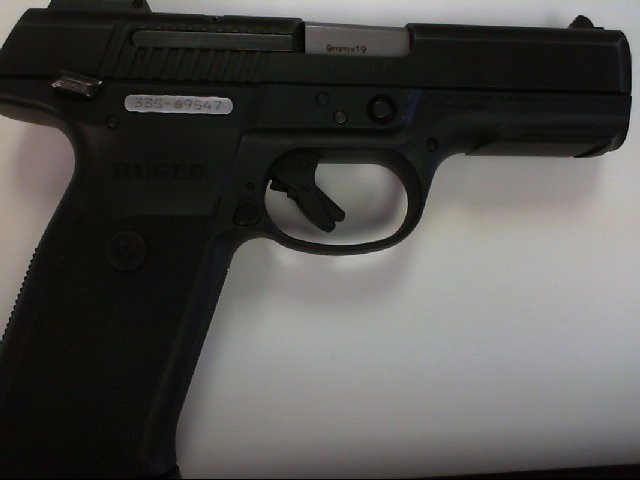RUGER Pistol SR9