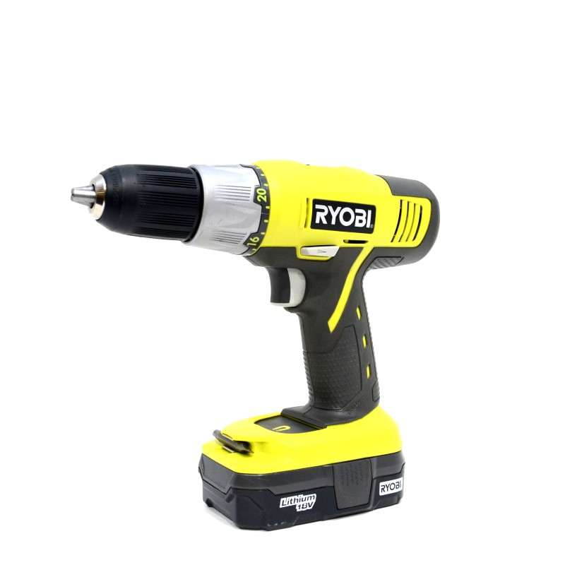 Ryobi ONE+ P883 4-Pc 18V Super Combo Kit - Drill, Saws, Worklight *