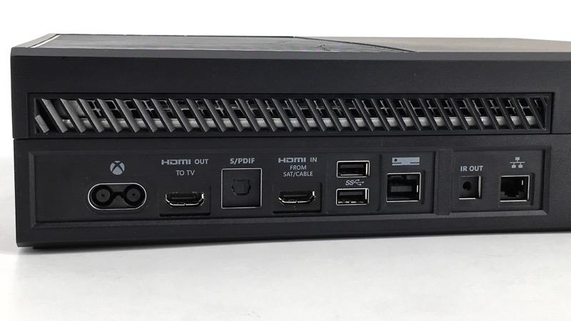 Microsoft Xbox One 1TB, Black - Model# 1540