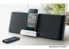 SONY IPOD/MP3 Accessory RDP-T50IP