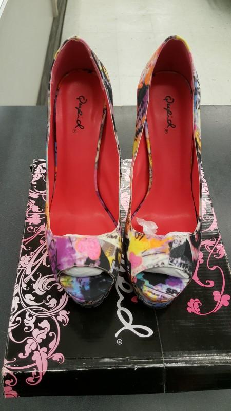QUPID Shoes/Boots SURVIVOR-18 HEELS