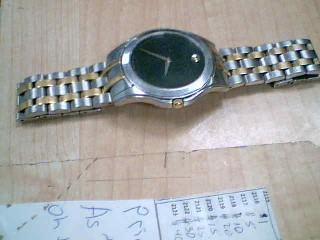 MOVADO Gent's Wristwatch 01.1.14.1032