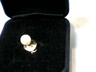 Pearl Gold-Stone Misc. 14K Yellow Gold 0.4dwt