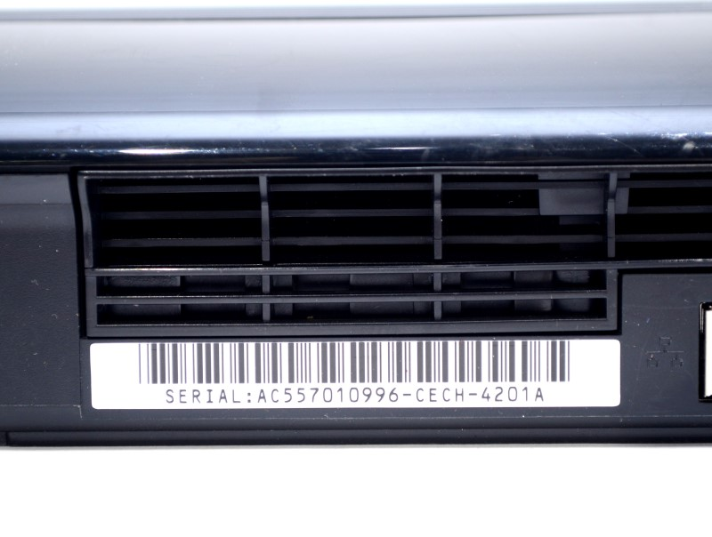 Sony Playstation 3 CECH-4201A Console 12GB PS3 Super Slim Bundle>
