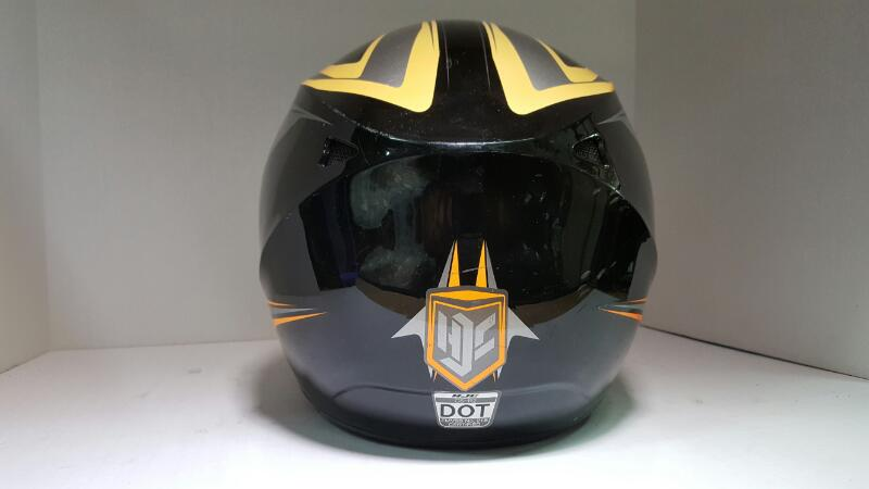 HJC Motorcycle Helmet CS-R2