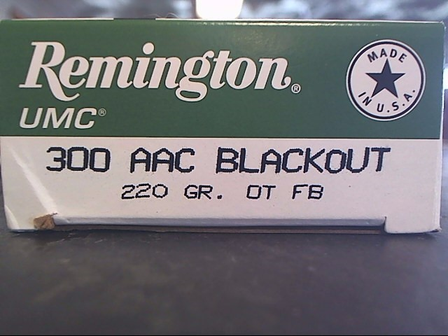 REMINGTON FIREARMS & AMMUNITION Ammunition L300AAC4