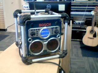BOSCH Radio PB10-CD POWER BOX RADIO WITH CD
