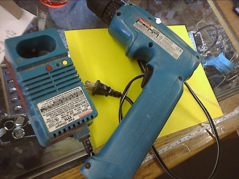 MAKITA Cordless Drill 6095D CORDLESS DRILL SET