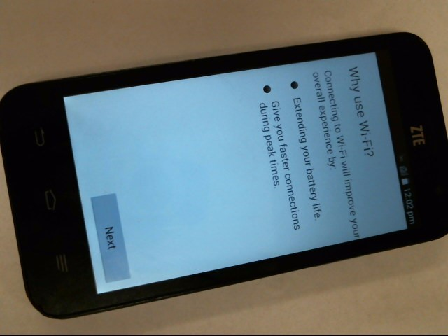 ZTE Cell Phone/Smart Phone N9130
