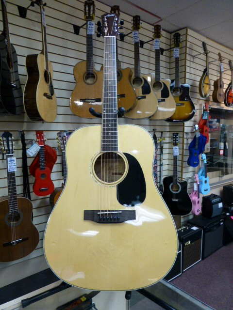 AUSTIN GUITARS Acoustic Guitar AA40-DEC