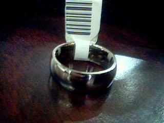 Gent's Ring Silver Titanium 4.5g