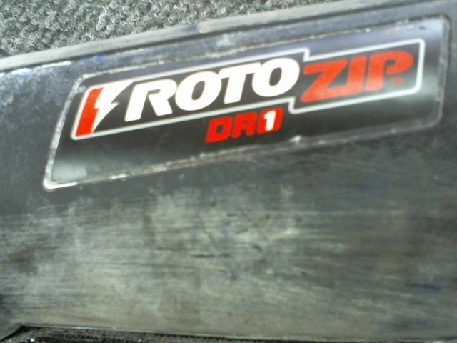 ROTOZIP Router DR1