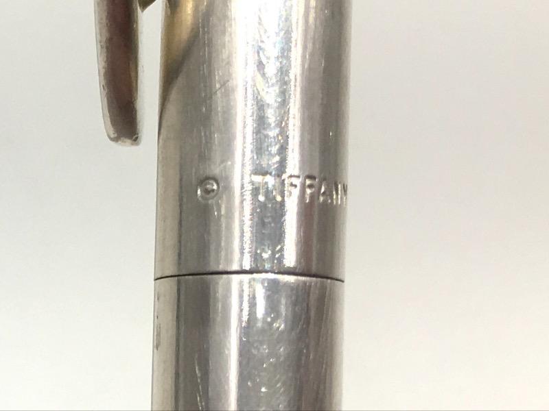 Tiffany & Co. Sterling Silver Vintage Golf Club Ballpoint Pen