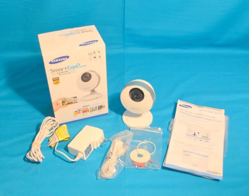 SAMSUNG SMART CAM HD PRO 1080P FULL HD WiFi Camera
