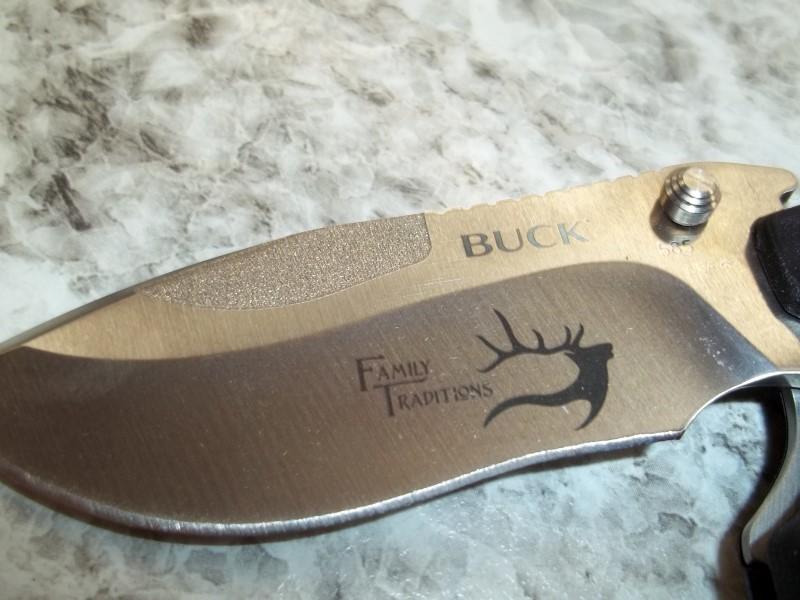 BUCK KNIVES POCKET KNIFE 585