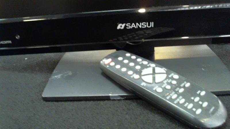 SANSUI Flat Panel Television SLED1949