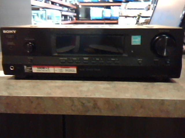 SONY Amplifier STR-DH100