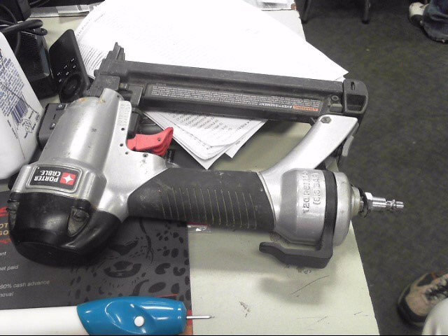 PORTER CABLE Nailer/Stapler NS100B