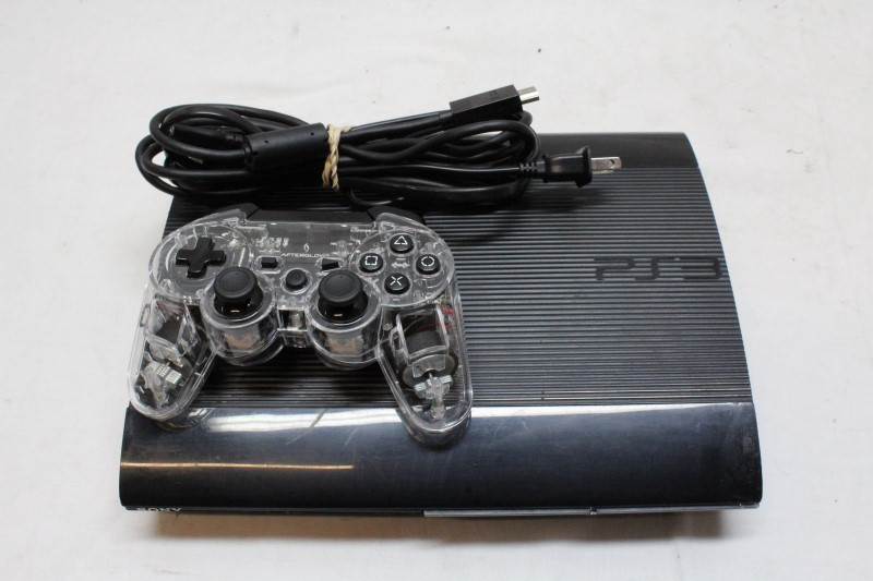 SONY PlayStation 3 PLAYSTATION 3 - SYSTEM - 500GB - CECH-4201C