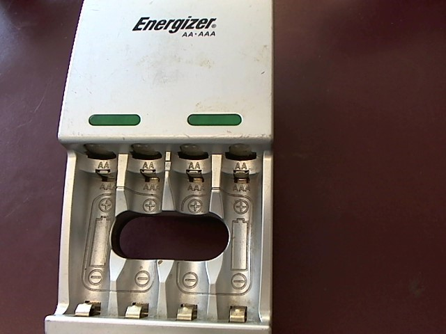 ENERGIZER Battery/Charger CHVCM
