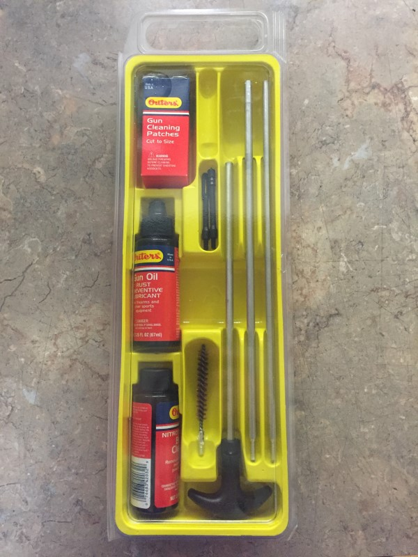 "OUTERS RIFLE CLEANING KIT CAL. 30/300/308/30-06/30-30/8MM ""46223"""