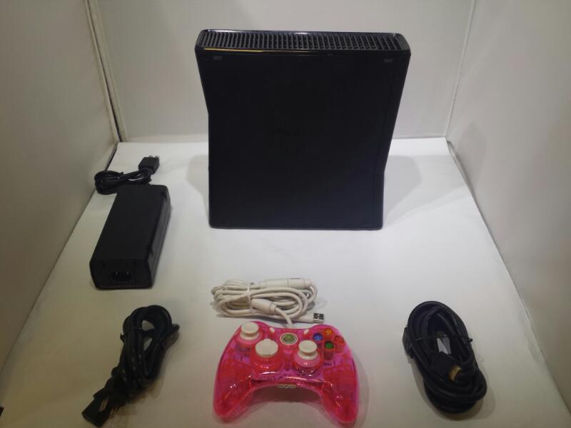 MICROSOFT XBox 360 250GB SLIM VIDEO GAME CONSOLE