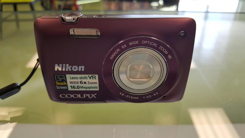 NIKON Digital Camera COOLPIX S4300