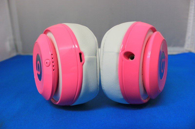 MONSTER BEATS BY DRE Headphones PINK BO500