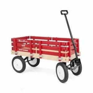 RADIO FLYER RETRO RED wagon