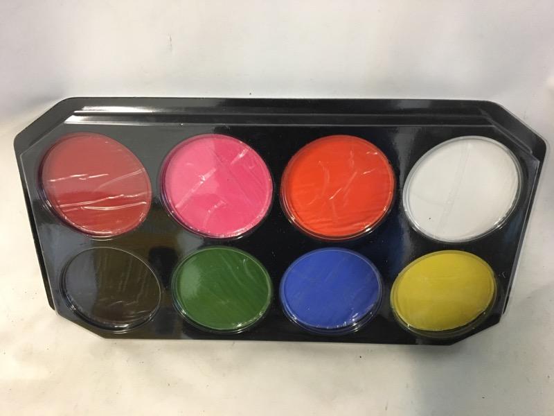 SNAZAROO Paint/Primer 8 PC