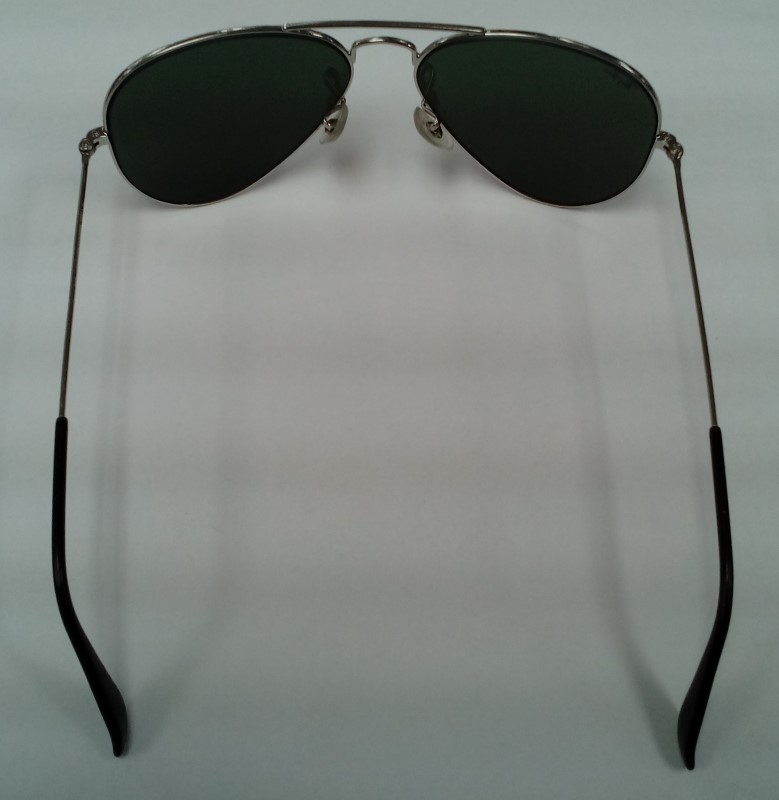 RAY-BAN POLARIZED AVIATOR SUNGLASSES RB3025