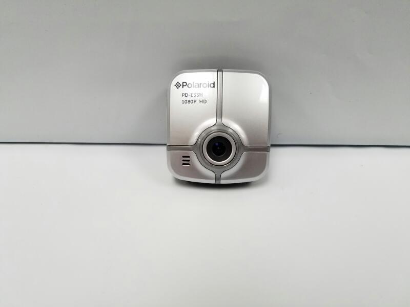 "POLAROID PD-E53H 1080P HD G Sensor Dash Cam 2.0"" LED 16GB SD"