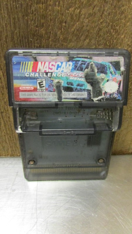 NINTENDO Nintendo GBA Game NASCAR CHALLENGE