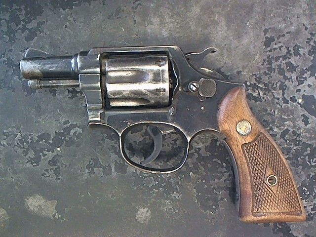 SMITH & WESSON Revolver VICTORY