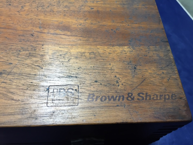 BROWN & SHARPE Miscellaneous Tool 12 PC MICROMETER