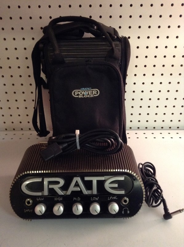 CRATE AUDIO Electric Guitar Amp CPB150