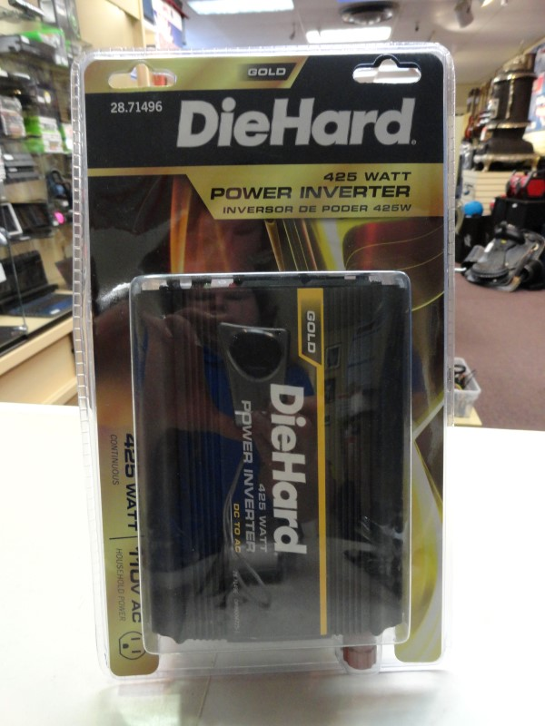 DieHard 28.71496 Gold 425 Watt Power Inverter