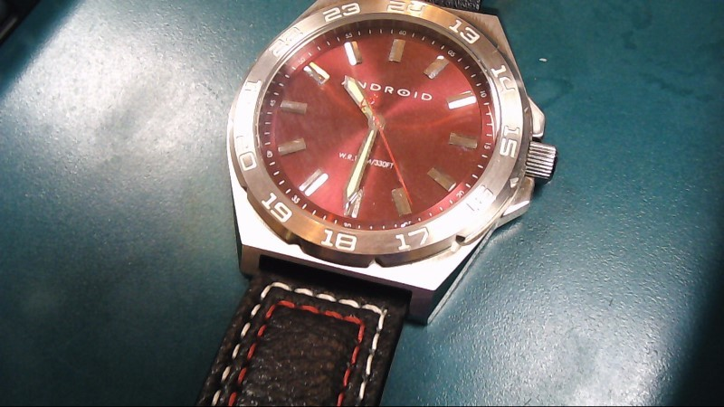 ANDROID Gent's Wristwatch AD782
